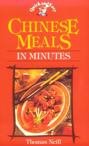 9780572021863: Quick and Easy Chinese Meals in Minutes (Quick & Easy)