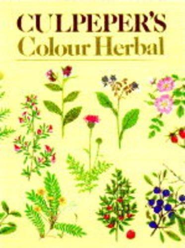 9780572022846: Culpeper's Colour Herbal