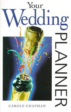 9780572024154: Your Wedding Planner (The wedding collection)