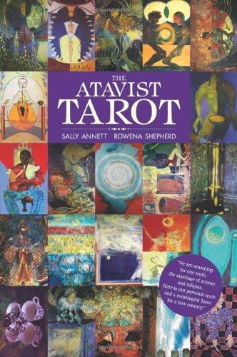 9780572025823: The Atavist Tarot