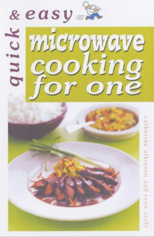 9780572027261: Quick and Easy Microwave Cooking for One