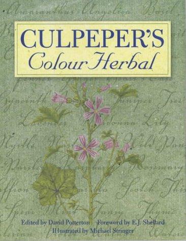 9780572027940: Culpeper's Colour Herbal