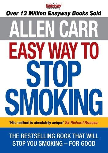 9780572028510: Allen Carr's Easy Way to Stop Smoking