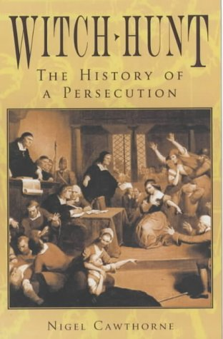 9780572029241: Witch Hunt: History of a Persecution: The History of Persecution