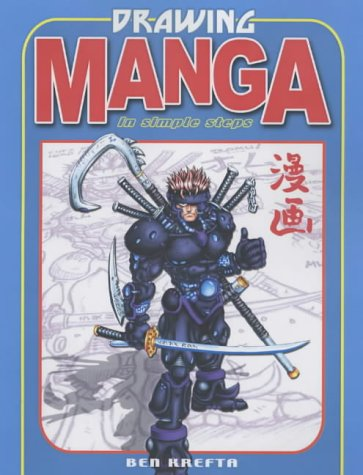 9780572029784: Drawing Manga in Simple Steps