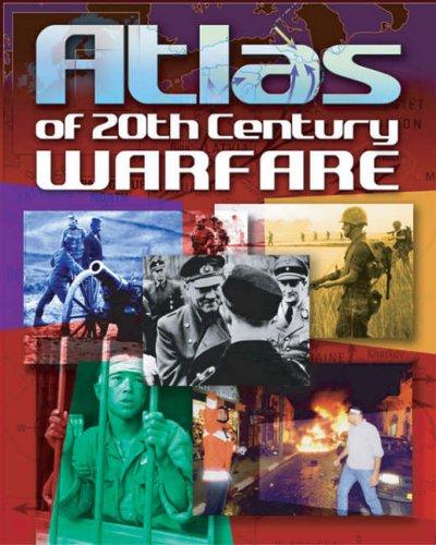 9780572030421: Atlas of 20th Century Warfare