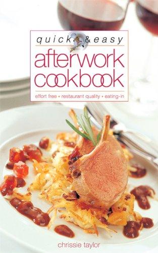 9780572031435: Quick & Easy After Work Cookbook