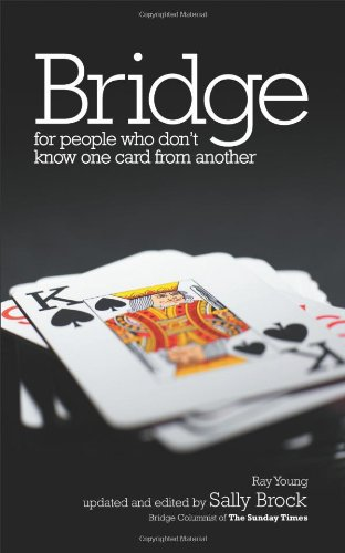 9780572033019: Bridge for People Who Don't Know One Card from Another
