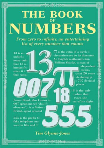 9780572033316: The Book of Numbers: From Zero to Infinity, an Entertaining List of Every Number That Counts