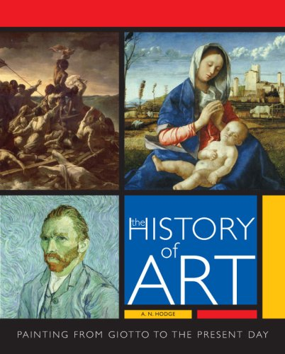 The History of Art: The Essential Guide: A.N. Hodge