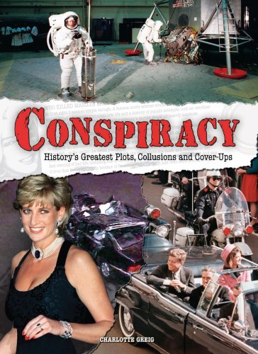 9780572034788: Conspiracy: History's Greatest Plots, Collusions and Cover-ups