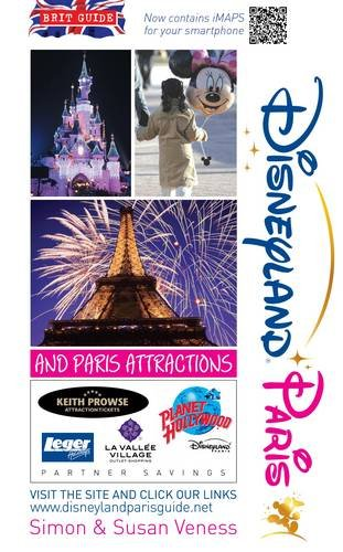 9780572044664: A Brit Guide to Disneyland Paris 2015/16: And Paris Attractions (Brit Guides)