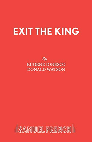 9780573011238: Exit the King (Acting Edition S.)