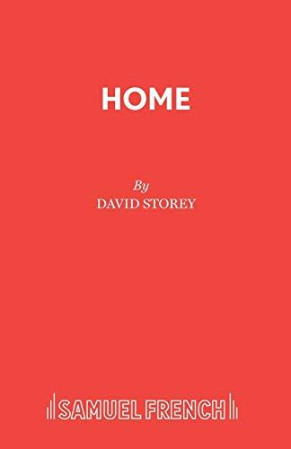 Home (Acting Edition): David Storey