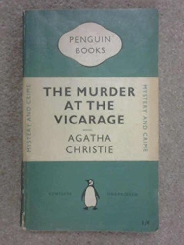 The Murder at the Vicarage: Play (Acting Edition): Agatha Christie; Editor-M. Charles; Editor-B. ...