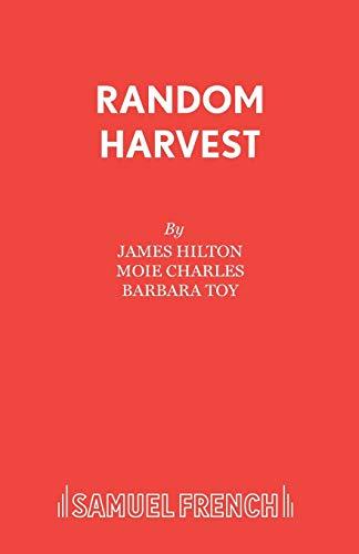 9780573013706: Random Harvest