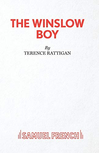 9780573014949: The Winslow Boy - A Play in Two Acts (Acting Edition)