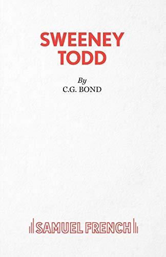 9780573015472: Sweeney Todd: The Demon Barber of Fleet Street (Acting Edition)