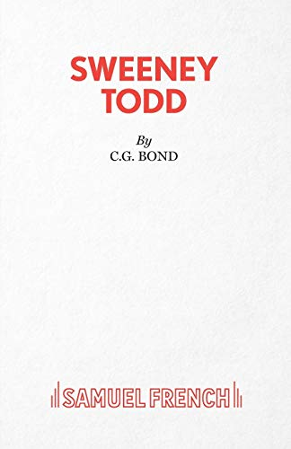 9780573015472: Sweeney Todd: The Demon Barber of Fleet Street (Acting Edition)