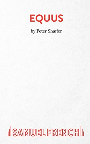 9780573015663: Equus (French's Acting Edition)