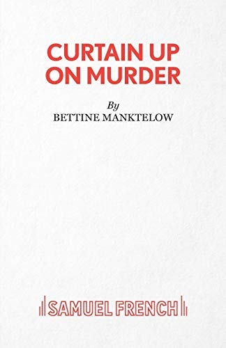 9780573017698: Curtain Up On Murder (Acting Edition S.)