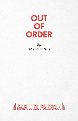 9780573018589: Out of Order (Acting Edition)