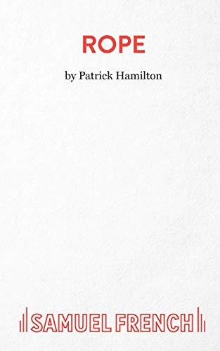Rope (Paperback): Patrick Hamilton