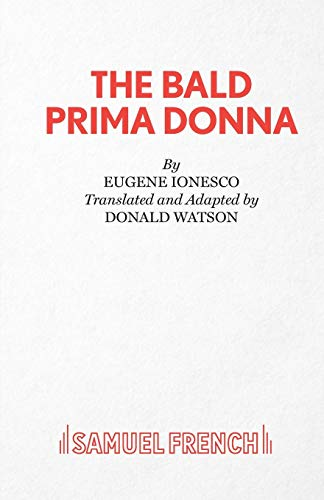 9780573020131: The Bald Prima Donna (Acting Edition)