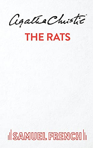 The Rats: A Play in One Act: Christie, Agatha