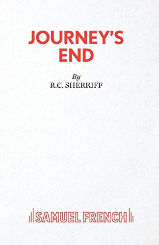 9780573040030: Journey's End (Acting Edition)