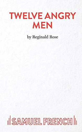 9780573040122: 12 Angry Men (Acting Edition)