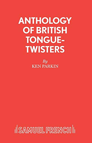 9780573090288: Anthology of BritishTongue-Twisters