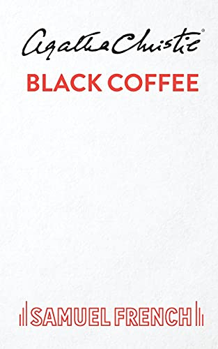 9780573110252: Black Coffee