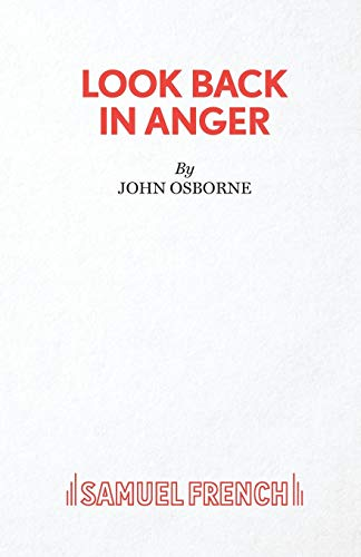 9780573112553: Look Back in Anger (Acting Edition)