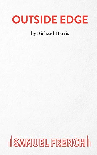 Outside Edge (Acting Edition): Richard Harris