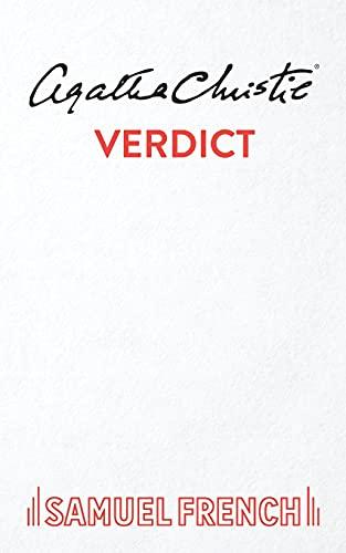 9780573114809: Verdict