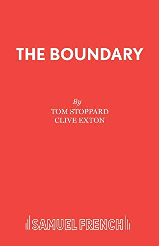 9780573120466: The Boundary (Acting Edition)
