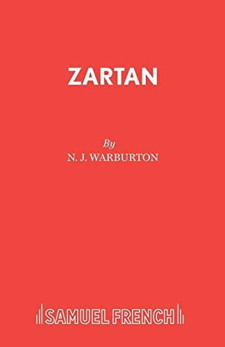Zartan (Acting Edition) (0573123047) by N. J. Warburton
