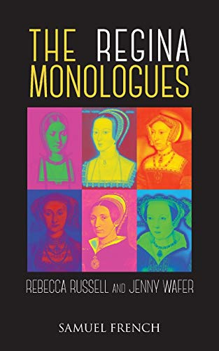 The Regina Monologues (Paperback): Rebecca Russell, Jenny