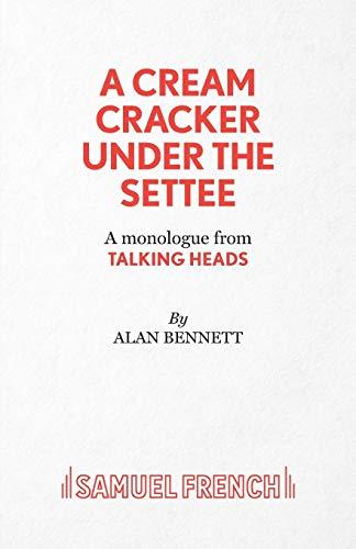 a cream cracker under the settee gcse coursework