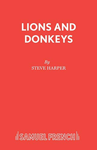 Lions and Donkeys: Steve Harper