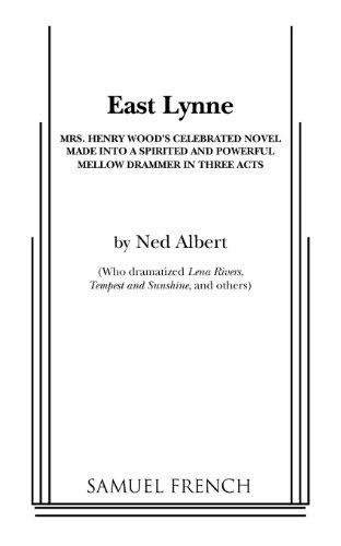 9780573601507: East Lynne