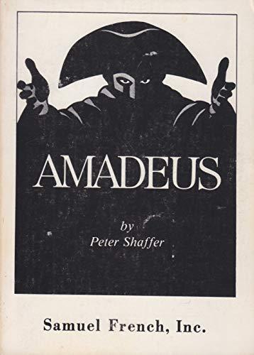 9780573605727: Amadeus: A drama