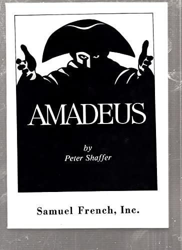 9780573605727: Amadeus