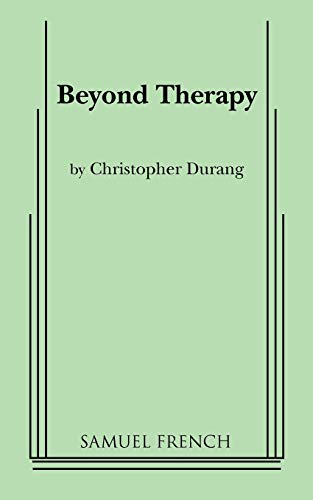 9780573605741: Beyond Therapy