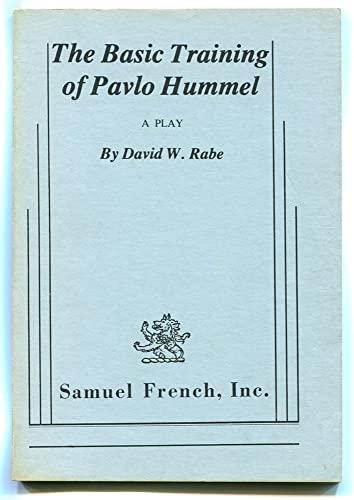 9780573605871: The Basic Training of Pavlo Hummel : A Play