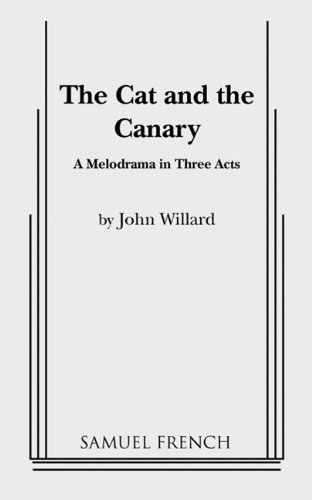 The Cat and the Canary: Willard, John