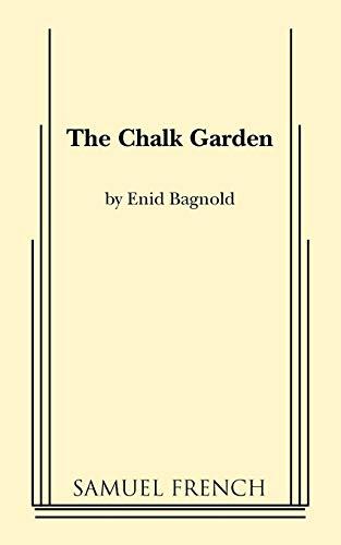 9780573606892: The Chalk Garden
