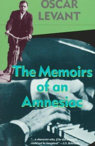 9780573606984: Memoirs of an Amnesiac