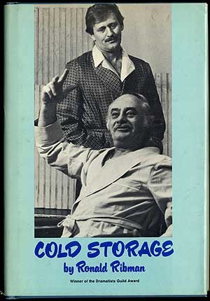 9780573607516: Cold storage: A new play in two acts